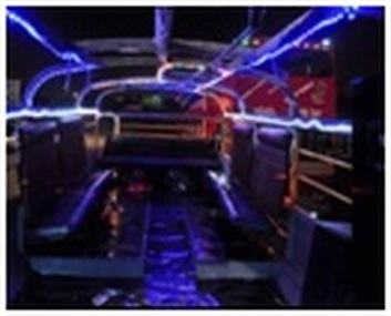 Open top Party bus