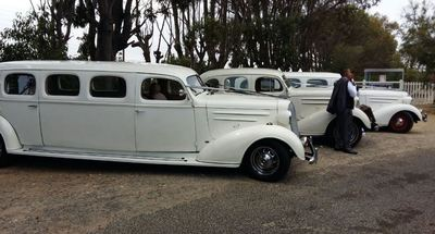 Limo hire cape town
