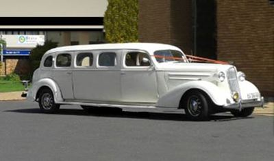 Limo Classic hire cape town