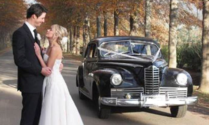 Limo hire packard